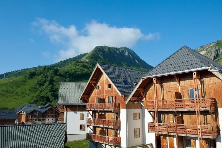 Holiday homeFrance - Northern Alps: Les Fermes de Saint Sorlin 1  [7]