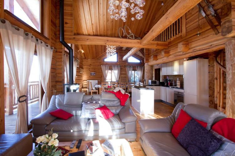 VakantiehuisFrankrijk - Noord Alpen: Chalet Leslie Alpen 2  [4]