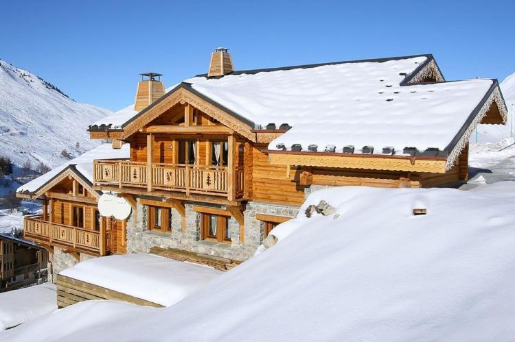 VakantiehuisFrankrijk - Noord Alpen: Chalet Leslie Alpen 2  [1]