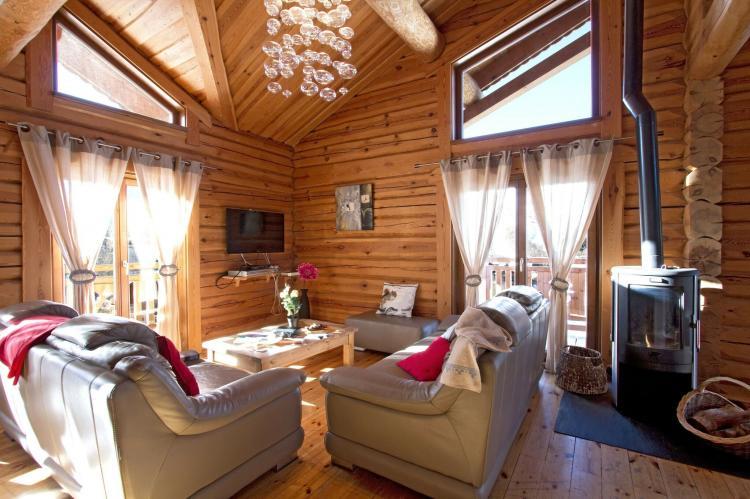 VakantiehuisFrankrijk - Noord Alpen: Chalet Leslie Alpen 2  [5]