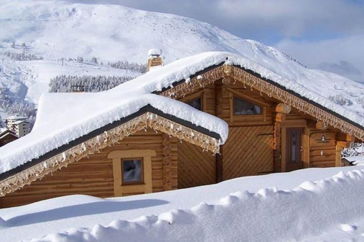 VakantiehuisFrankrijk - Noord Alpen: Chalet Leslie Alpen 2  [3]