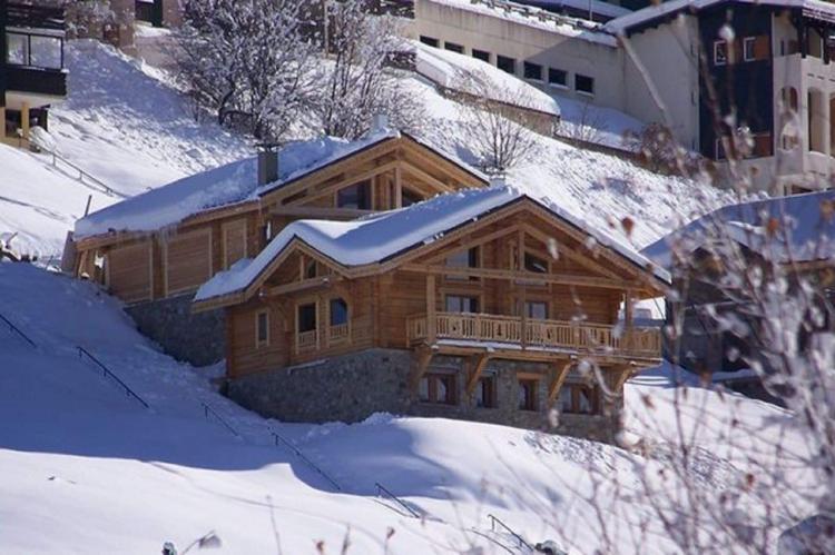 VakantiehuisFrankrijk - Noord Alpen: Chalet Leslie Alpen 2  [2]