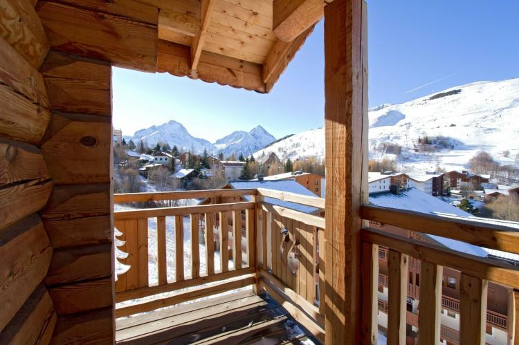 VakantiehuisFrankrijk - Noord Alpen: Chalet Leslie Alpen 2  [15]