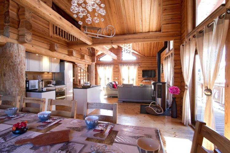 VakantiehuisFrankrijk - Noord Alpen: Chalet Leslie Alpen 2  [6]