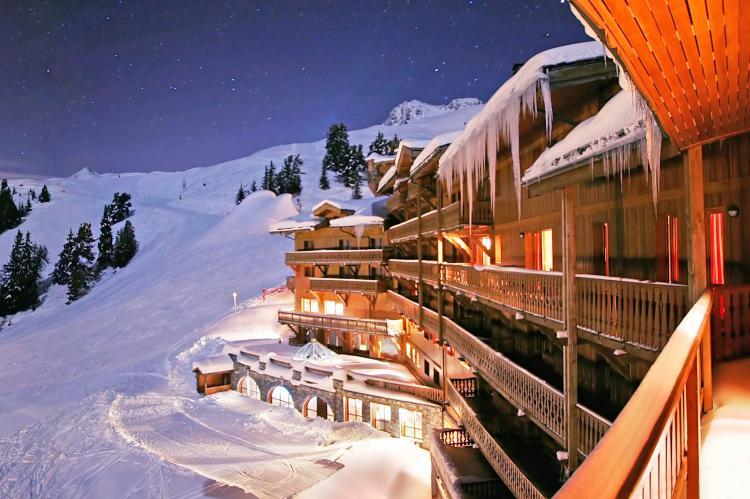 Holiday homeFrance - Northern Alps: Les Balcons de Belle Plagne 4  [4]