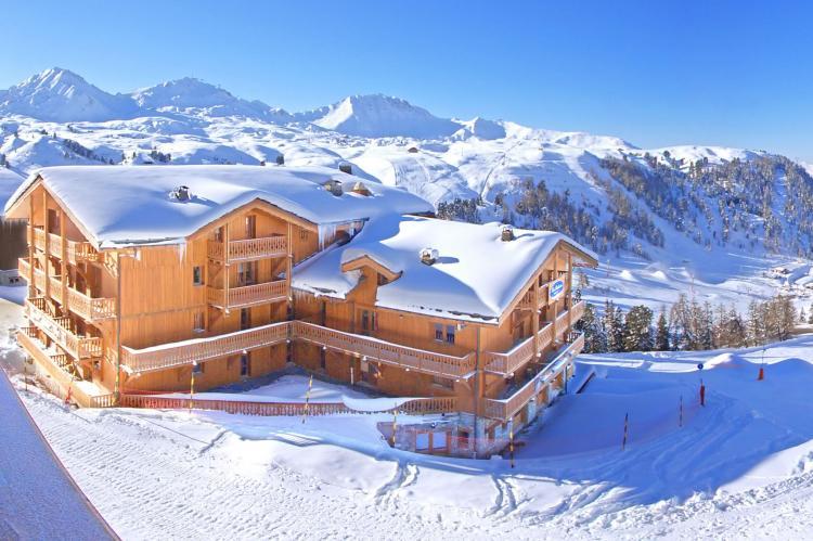Holiday homeFrance - Northern Alps: Les Balcons de Belle Plagne 4  [2]