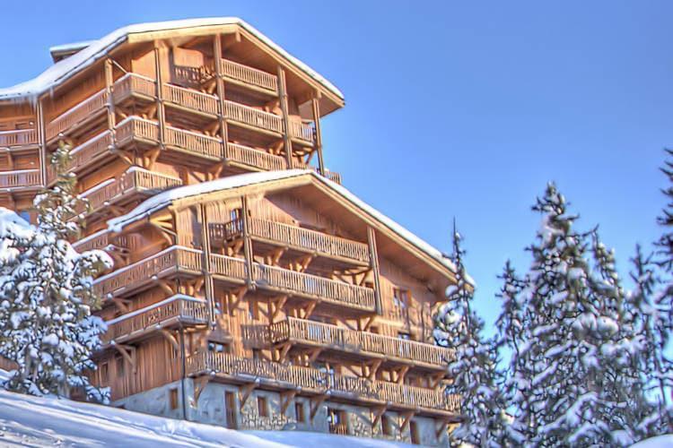 Holiday homeFrance - Northern Alps: Les Balcons de Belle Plagne 4  [6]