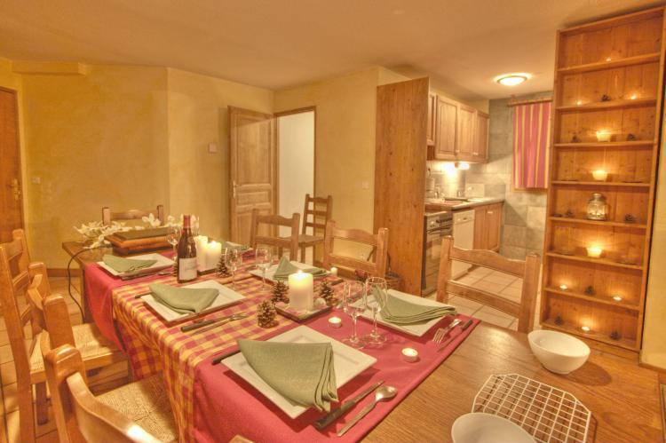 Holiday homeFrance - Northern Alps: Les Balcons de Belle Plagne 4  [12]