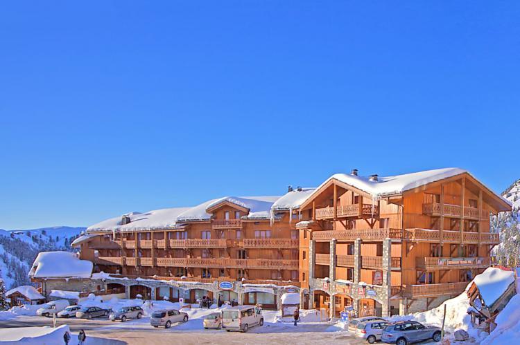 Holiday homeFrance - Northern Alps: Les Balcons de Belle Plagne 4  [5]