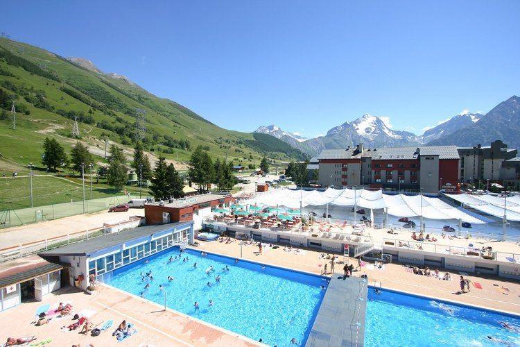 VakantiehuisFrankrijk - Noord Alpen: Residence Alpina Lodge 4  [22]