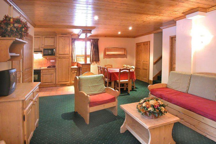 VakantiehuisFrankrijk - Noord Alpen: Residence Alpina Lodge 4  [5]