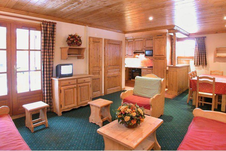 VakantiehuisFrankrijk - Noord Alpen: Residence Alpina Lodge 4  [4]