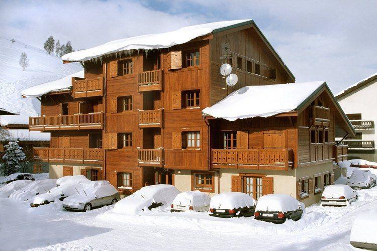 VakantiehuisFrankrijk - Noord Alpen: Residence Alpina Lodge 4  [1]