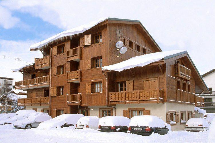 VakantiehuisFrankrijk - Noord Alpen: Residence Alpina Lodge 4  [2]