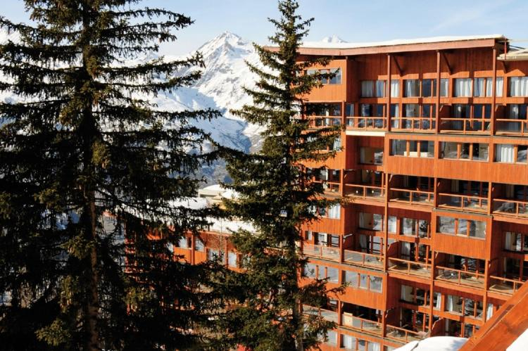 Holiday homeFrance - Northern Alps: Residence Le Roc Belle Face 3  [19]