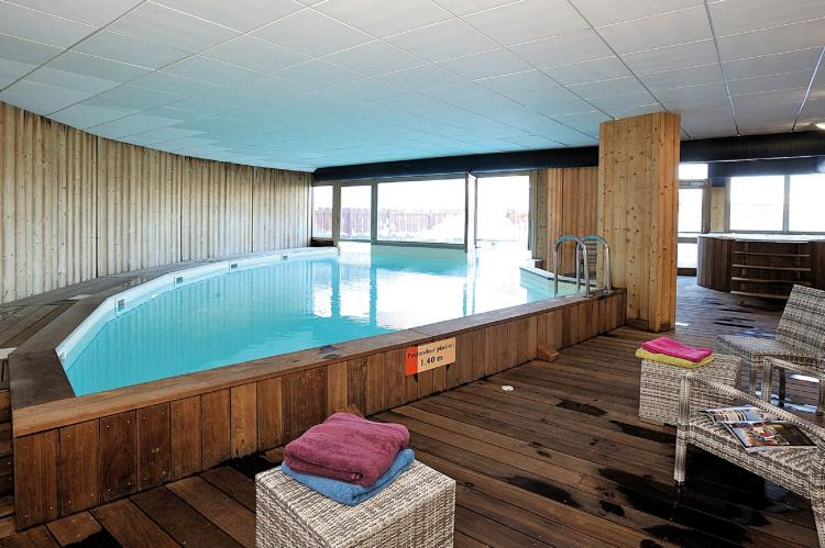 Holiday homeFrance - Northern Alps: Residence Le Roc Belle Face 3  [15]