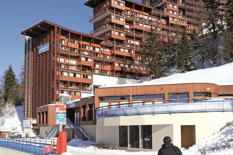 Holiday homeFrance - Northern Alps: Residence Le Roc Belle Face 3  [24]