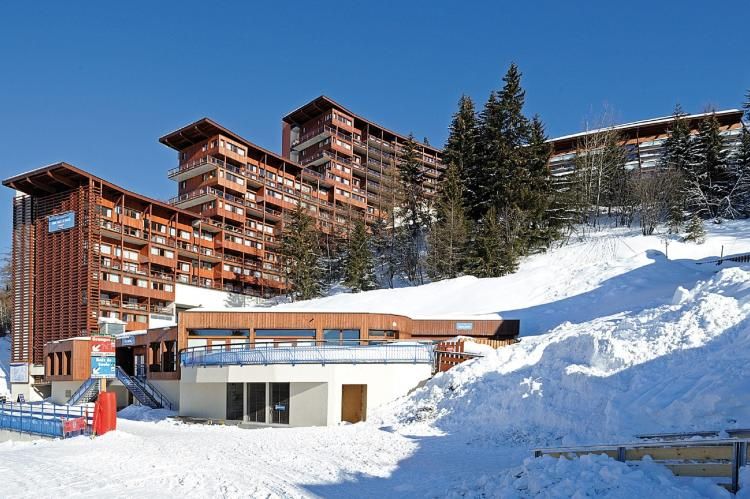 Holiday homeFrance - Northern Alps: Residence Le Roc Belle Face 3  [25]