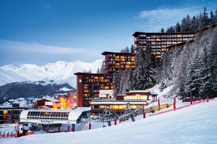 Holiday homeFrance - Northern Alps: Residence Le Roc Belle Face 3  [20]