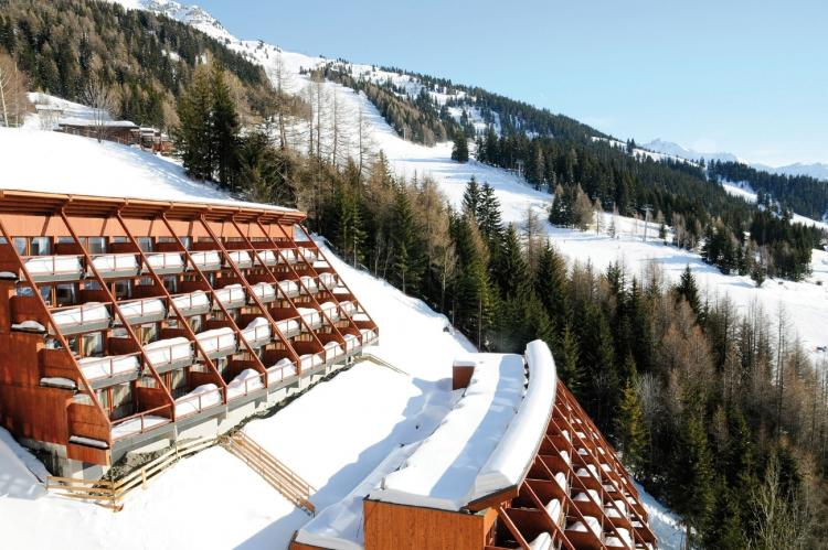 Holiday homeFrance - Northern Alps: Residence Le Roc Belle Face 3  [22]