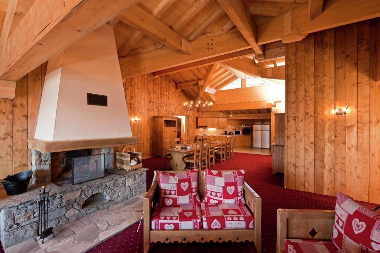 Holiday homeFrance - Northern Alps: Chalet Le Refuge 2  [6]