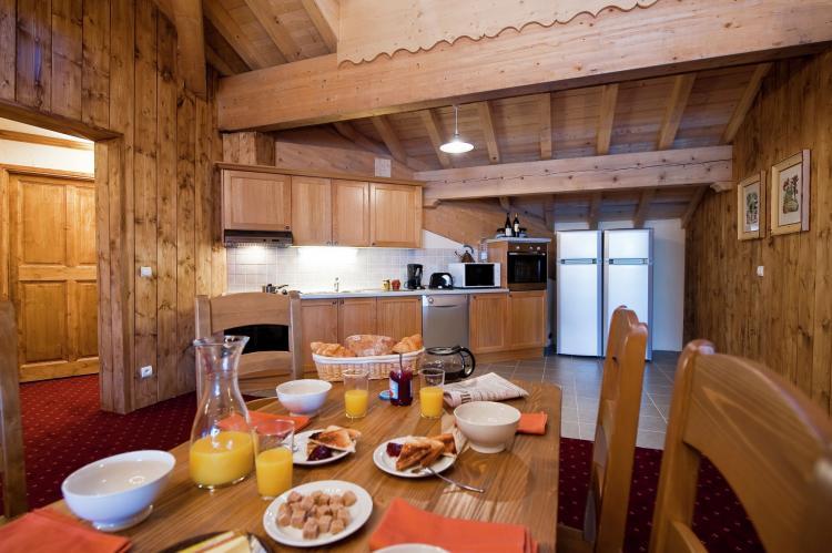 Holiday homeFrance - Northern Alps: Chalet Le Refuge 2  [7]