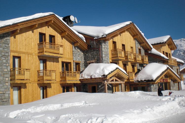 Holiday homeFrance - Northern Alps: Chalet Le Refuge 2  [16]