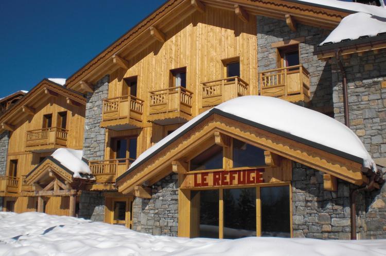 Holiday homeFrance - Northern Alps: Chalet Le Refuge 2  [17]