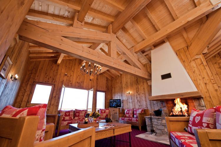 Holiday homeFrance - Northern Alps: Chalet Le Refuge 2  [9]