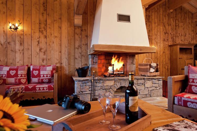 Holiday homeFrance - Northern Alps: Chalet Le Refuge 2  [8]