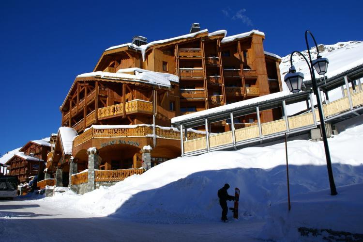 VakantiehuisFrankrijk - Noord Alpen: Chalet Altitude Val 2400 5  [1]