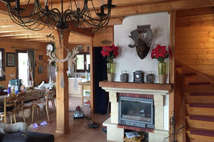 Holiday homeFrance - Northern Alps: Chalet Sherwood Forest  [11]