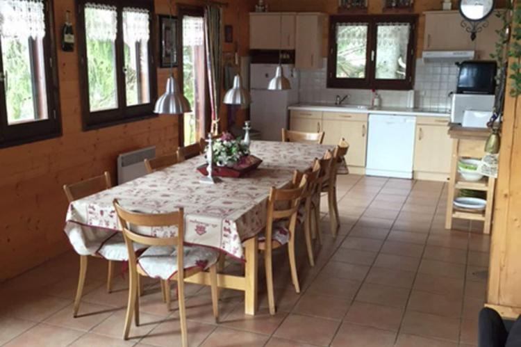 Holiday homeFrance - Northern Alps: Chalet Sherwood Forest  [12]