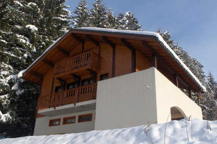 Holiday homeFrance - Northern Alps: Chalet Sherwood Forest  [2]
