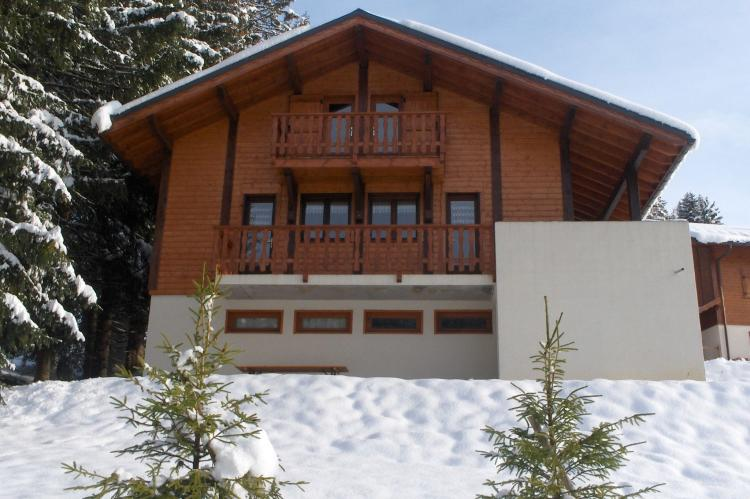 Holiday homeFrance - Northern Alps: Chalet Sherwood Forest  [1]