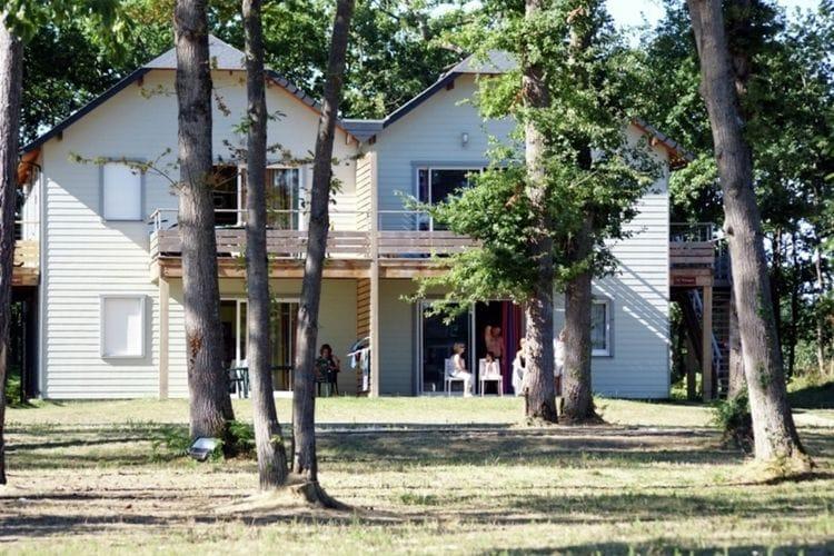 VakantiehuisFrankrijk - Centre: Relais du Plessis 1  [4]
