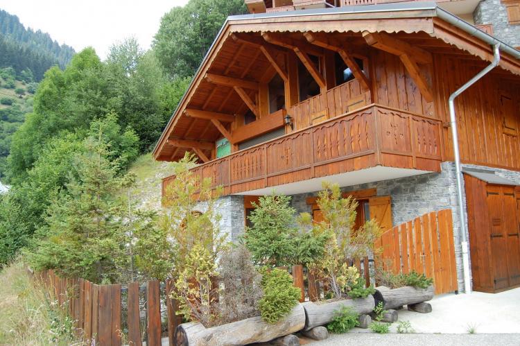 VakantiehuisFrankrijk - Noord Alpen: Chalet du Merle  [1]