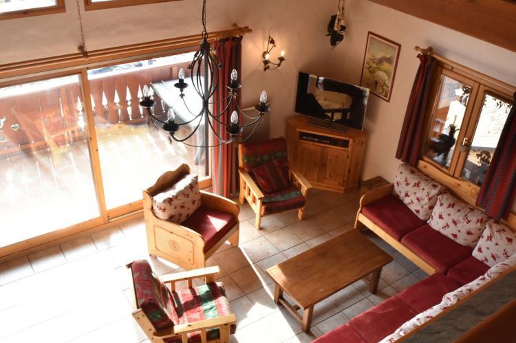 VakantiehuisFrankrijk - Noord Alpen: Chalet du Merle  [6]