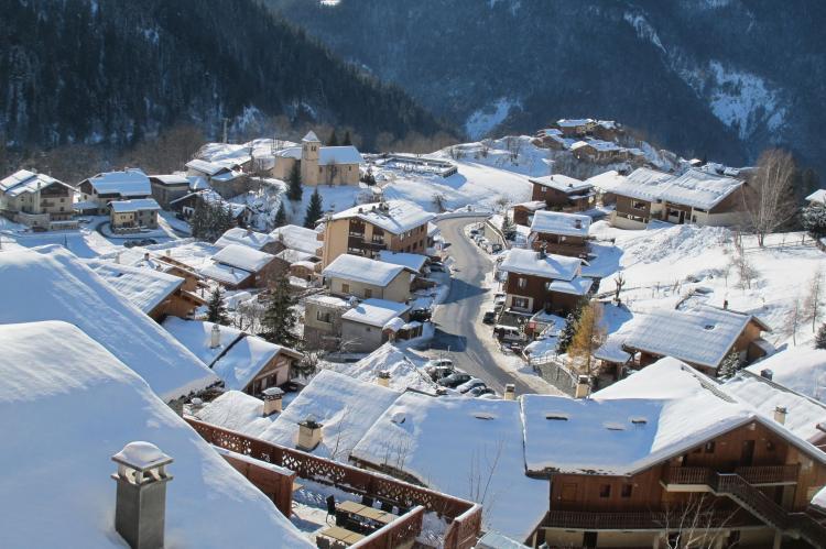 VakantiehuisFrankrijk - Noord Alpen: Chalet du Merle  [29]