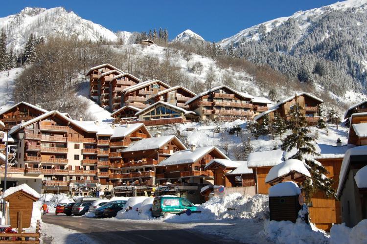 VakantiehuisFrankrijk - Noord Alpen: Chalet du Merle  [32]