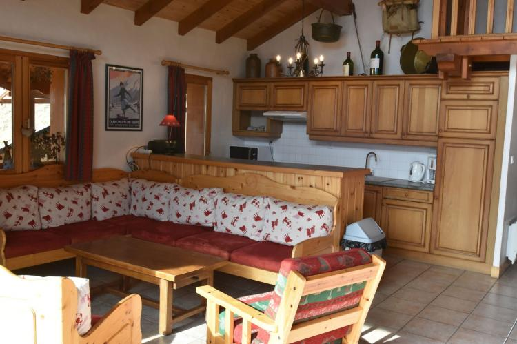 VakantiehuisFrankrijk - Noord Alpen: Chalet du Merle  [9]