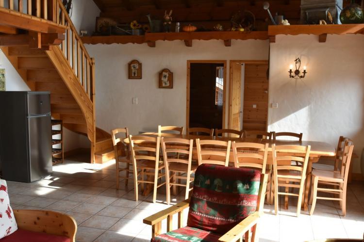 VakantiehuisFrankrijk - Noord Alpen: Chalet du Merle  [4]