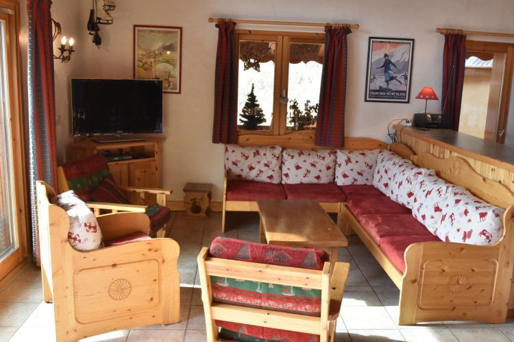 VakantiehuisFrankrijk - Noord Alpen: Chalet du Merle  [3]
