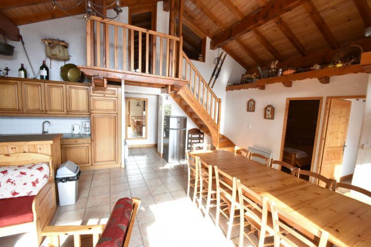 VakantiehuisFrankrijk - Noord Alpen: Chalet du Merle  [8]