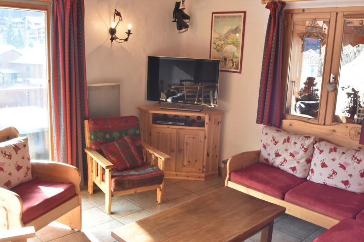 VakantiehuisFrankrijk - Noord Alpen: Chalet du Merle  [5]