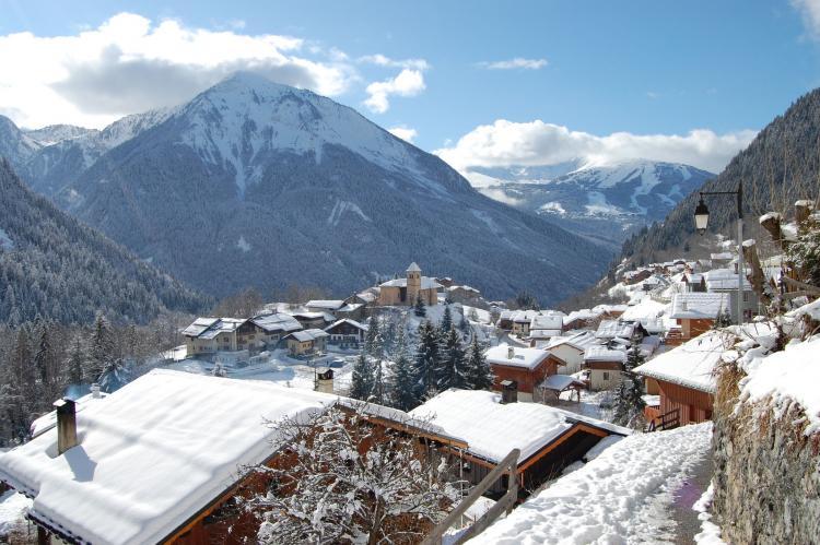 VakantiehuisFrankrijk - Noord Alpen: Chalet du Merle  [28]