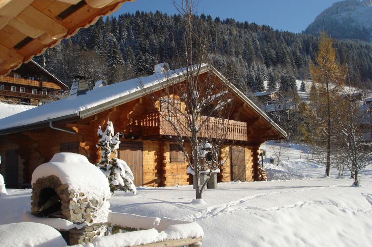 Holiday homeFrance - : Chalet Alban  [33]