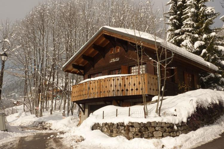 Holiday homeFrance - Northern Alps: Chalet Le Nid Zut  [30]