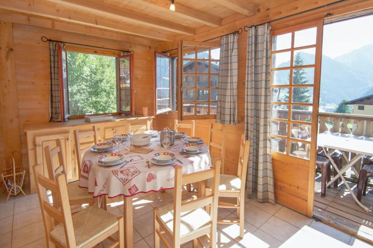Holiday homeFrance - Northern Alps: Chalet Le Nid Zut  [9]
