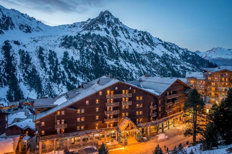 VakantiehuisFrankrijk - Noord Alpen: Chalet Altitude Arc 2000 3  [5]